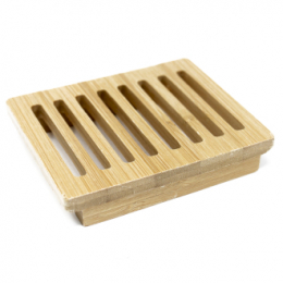 Porte savon en bois d'Hemu