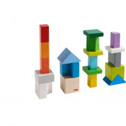 Jeu d'assemblage 3D Cubes mix Haba