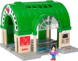 BRIO Gare centrale sonore
