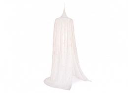 Ciel de lit Amour Stella - 250x50 - gold stella/ white - Nobodinoz