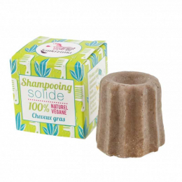Shampooing solide - Cheveux  gras - Lamazuna