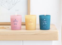 Bougies Pour briller comme tu sais si bien le faire FR - Mr wonderful