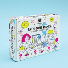 Fabrique de boules de bain DIY Nailmatic