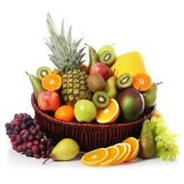 Panier de fruits - 2,5kg