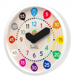 Horloge Nombres - Twistiti