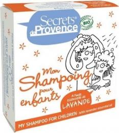 Shampooing solide BIO - Kids - Secrets de provence