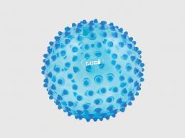 Balle sensorielle Bleue 20cm - Ludi