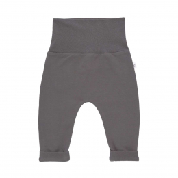 Pantalon Bébé GOTS - Cozy Colors, Anthracite Lassig