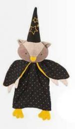 Marionnette hibou le magicien - Il était une fois - Moulin Roty