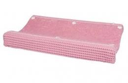Housse de tapis/ matelas à langer Amsterdam - Blush pink - Limited Edition - Koeka