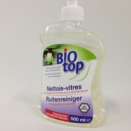 Nettoie-vitre - Recharge 500ml - Biotop