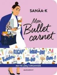 Bullet carnet Sanaa K - Marabout