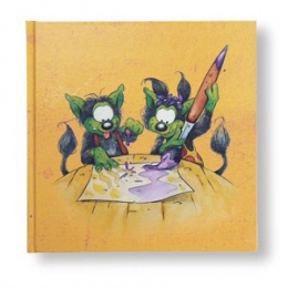 "Carnet de poésie ""Gnomes"" - Okopa"