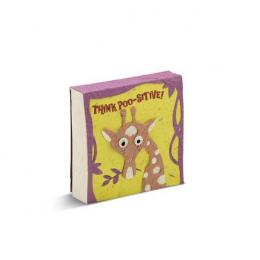 Bloc notes - Giraffe - Poopoopaper