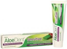 Dentifrice à l'aloé vera Dents sensibles Aloedent