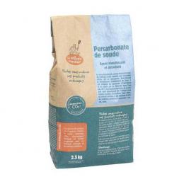 Percarbonate de soude 2.5Kg - Droguerie Ecologique