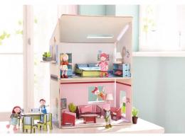 Maison de poupée - Little friends - Maison de rêve - Haba