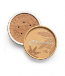 Fond de teint biomineral n 27 brun halé - Couleur caramel