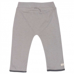 Pantalon en coton Fiji - Soft grey - Koeka